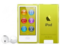 Apple iPod nano 7Gen 16Gb Yellow (MD476)