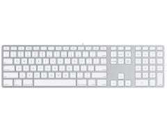 Apple Keyboard (aluminum) (MB110RS/B)